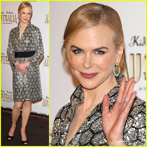 Nicole Kidman is Dries Van Noten Noticeable