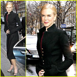 Nicole Kidman is Georges Gorgeous