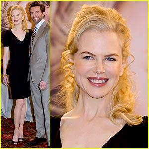 Nicole Kidman: When In Rome...