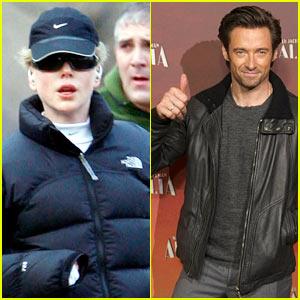 Nicole Kidman is North Face Freezing