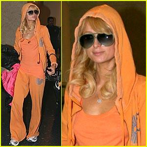 Paris Hilton is a Gypsy Girl