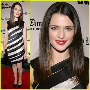 Rachel Weisz is Gotham Gorgeous