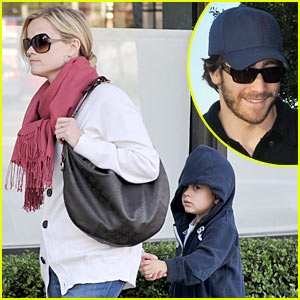 Reese Witherspoon & Jake Gyllenhaal: Mozza Mates!
