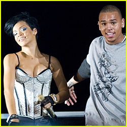 Rihanna & Chris Brown Book Separate Hotel Rooms