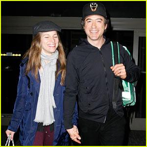 Robert Downey Jr. Wears Iron Man Hat!