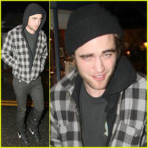 Robert Pattinson: Craving For Conversation