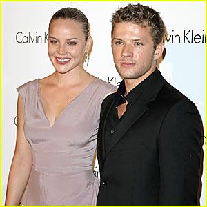 Ryan Phillippe & Abbie Cornish: Calvin Klein Couple