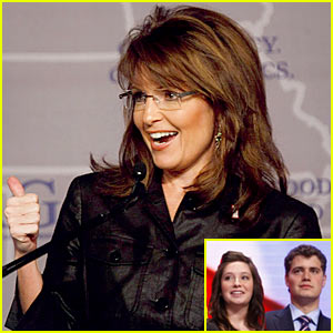 Sarah Palin: Tripp Johnston Being Well Taken Care Of