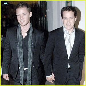 T.R. Knight: Boyfriend and Benjamin Button!