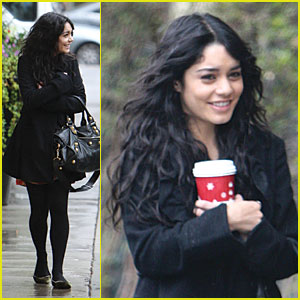 Vanessa Hudgens is Balenciaga Beautiful