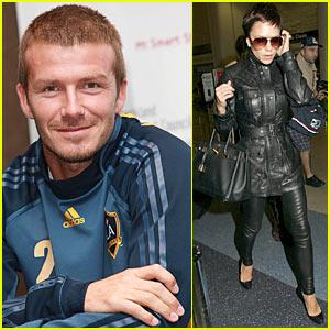 Victoria Beckham is a Belstaff Babe