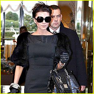 Victoria Beckham: Lunch With Dolce & Gabbana