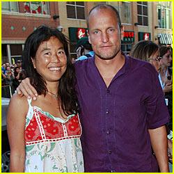 Woody Harrelson & Laura Louie: Hawaii Wedding!