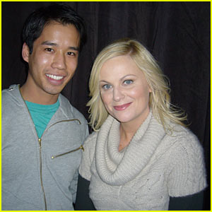 Amy Poehler Loves Spongebob Squarepants