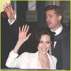 Angelina Jolie: Bye-Bye to Berlin