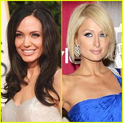 Paris Hilton Wants BFF Angelina Jolie