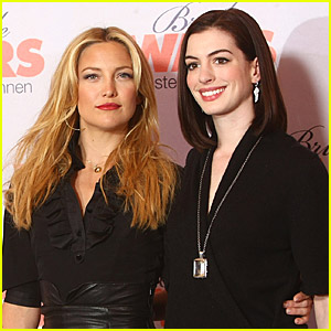 Anne Hathaway is Bride Wars Beautiful