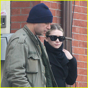 Ashley Olsen's Mystery Man