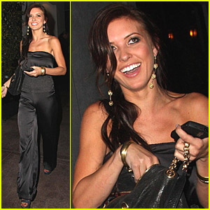 Audrina Patridge is a Beso Babe