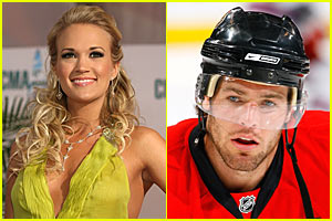 Carrie Underwood & Mike Fisher: New Couple?