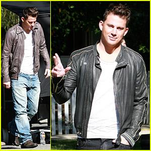 Channing Tatum: Rise of the Cobra