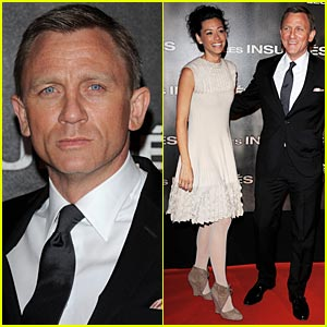 Daniel Craig is The Defiant One