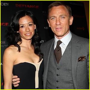 Daniel Craig Needs New York 'Defiance'