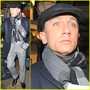 Daniel Craig: Live with Regis and Kelly!