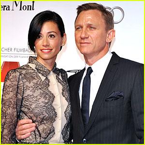 Daniel Craig & Satsuki Mitchell are Ballin'