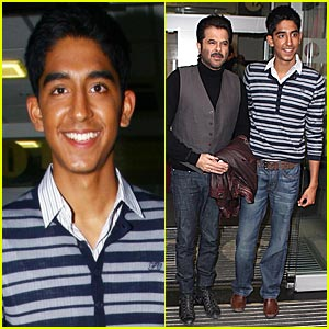 Dev Patel Hits BBC Radio One