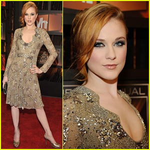 Evan Rachel Wood - Critics' Choice Awards 2009