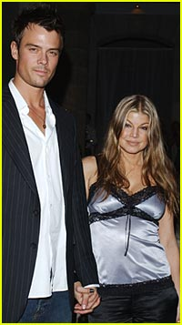 Fergie Wedding Pictures -- Start Squinting!
