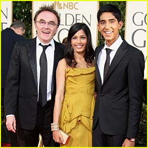 Slumdog Millionaire Wins Golden Globe -- Best Movie