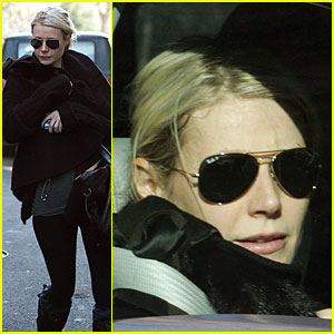 Gwyneth Paltrow Meets With Madonna