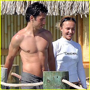 Hayden & Milo: Bora Bora Beautiful