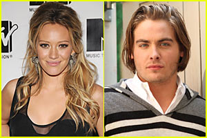 Hilary Duff & Kevin Zegers = Bonnie & Clyde