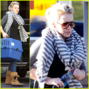 Hilary Duff is Lovin' It