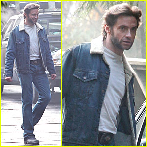 Hugh Jackman: Hello From Freezing Vancouver!