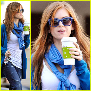 Isla Fisher: Confessions of a Coffee-aholic