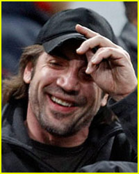 Javier Bardem is a Soccer Stud
