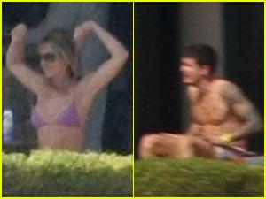 Jennifer Aniston & John Mayer: A Cabo New Year