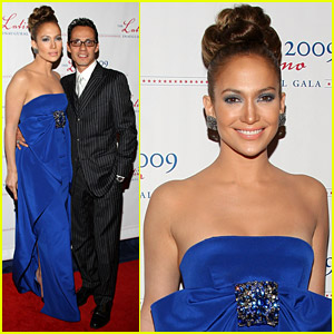 Jennifer Lopez & Marc Anthony Are Latino Lovers