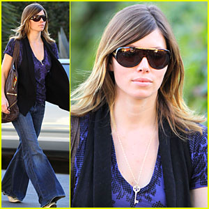 Jessica Biel Has the Key to Your Heart