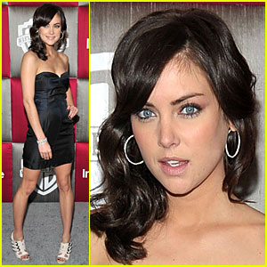 Jessica Stroup: InStyle In Beverly Hills
