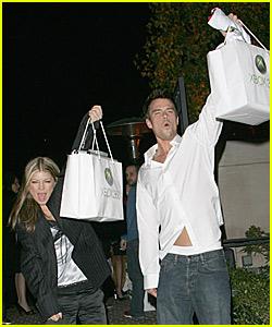 Fergie & Josh Duhamel: Joint Bachelor(ette) Party!
