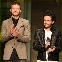 Justin Timberlake To Show At NY Fashion Week