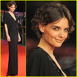 Katie Holmes is Especially Escada
