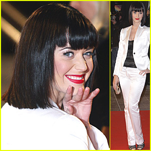 Katy Perry's NRJ Awards Mixup