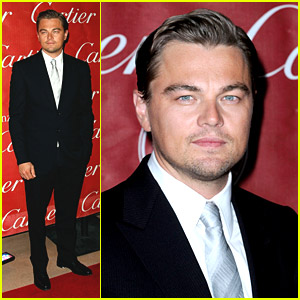 Leonardo DiCaprio is a Palm Spring Film Winner