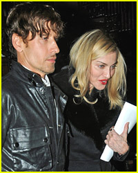Madonna Brings Company To Waverly Inn